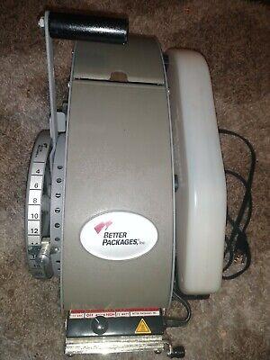 Better Pack 333 Pluspaper Water Activatedtape Dispenserpackagingtape Cutter