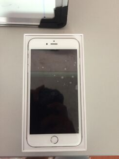 iPhone 6 Plus sliver 128 gig for sale Salisbury Salisbury Area Preview