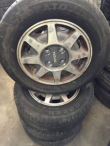 Toyota tyres and rims-175/70R13 - 82T Rocklea Brisbane South West Preview