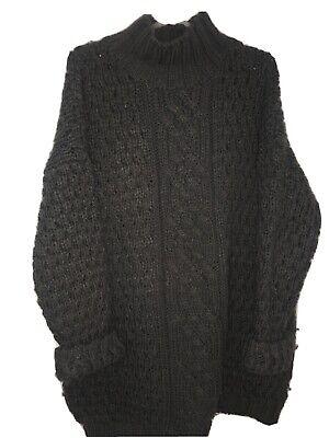 Vintage Chunky Oversized Knit Jumper Uk Size 20