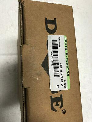 Baldor Dodge 124213 F4bsc115 4 Bolt Flange Pillow Block Bearing 1-1516 Shaft