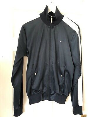 j lindeberg Track Top Size Small Men's
