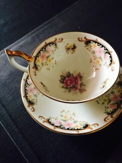 Royal Stanley cup and saucer  Hawthorndene Mitcham Area Preview