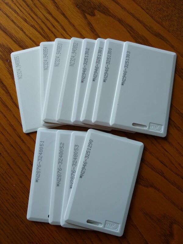 Keri Systems NXT-C Standard Light Proximity Cards