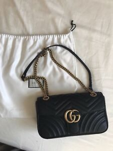 New Gucci leather bag