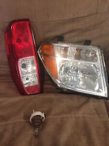 2006 Nissan Frontier parts and accessories