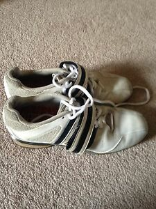 Used Adidas Adistar 2008 Weightlifting Shoes Size 11