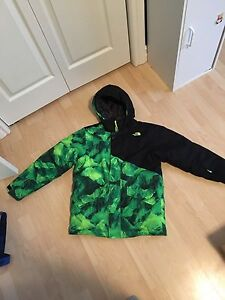 North face youth M jacket