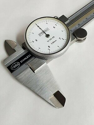 Helios-fowler Metric Dial Caliper 52-010-16