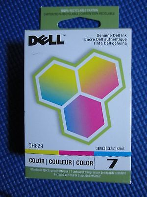 (Dell Series 7 PK188 DH829 tri Color Ink Jet Cartridge 966 968 968W printer model)