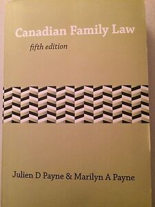 Canadian Family Law