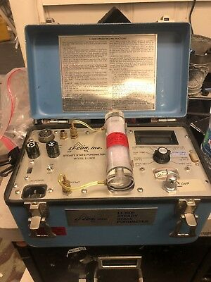 Li-cor Steady State Porometer Li-1600
