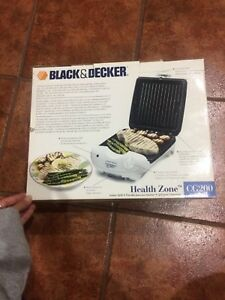 Indoor Grill by Black and Decker