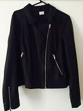 Women's Leather Look Jacket (Size 16) Coogee Eastern Suburbs Preview