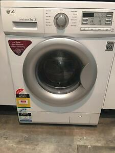 LG 7kg Front Loader Washing Machine Revesby Bankstown Area Preview