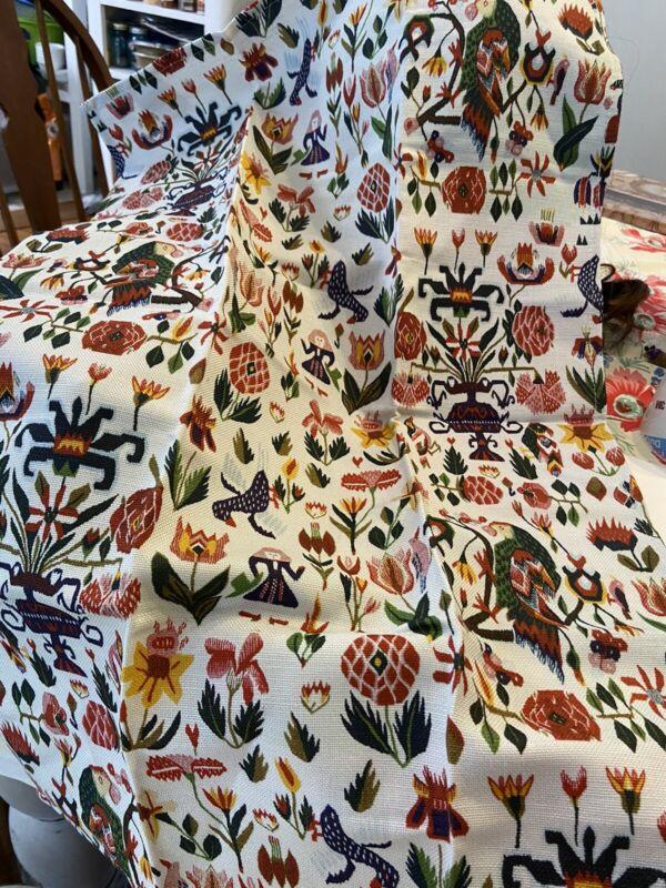 Vintage Linen Swedish Design Made In UK
