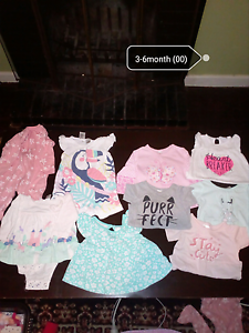 Baby clothes (girl) Cloverdale Belmont Area Preview