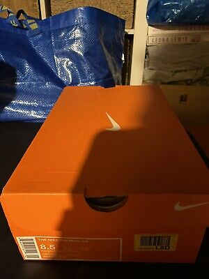 Nike Premier I SG Pro Football Boots Black White Size UK7.5 BOXED NEW