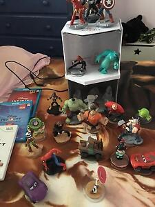 Disney infinity Wii U and Wi games and accessories Pendle Hill Parramatta Area Preview