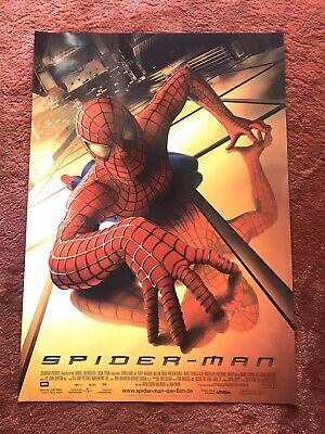 Poster A1 Tobey Maguire, James Franco, Spider-Man, Defoe (Spiderman Poster)