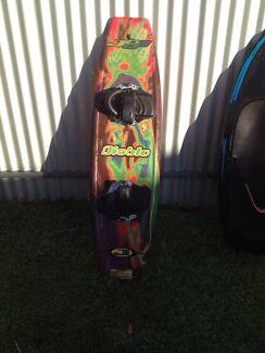 Wake board knee board donut tube life jackets