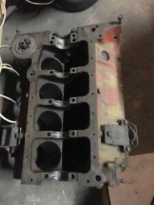 283 chev engine block cylinder heads manifold Karalee Ipswich City Preview