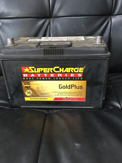 Supercharge GOLD PLUS battery