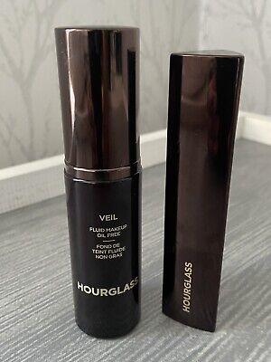 Hourglass Veil Fluid Makeup SPF15 & Vanish Foundation Stick  WARM BEIGE RRP £100