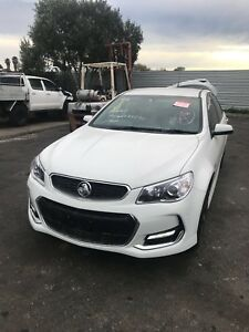 Now wrecking Holden commodore vf sv6 series 2 only 5000km Williamstown North Hobsons Bay Area Preview