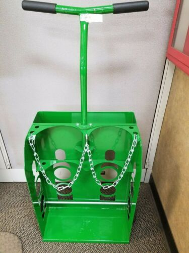SAF T CART 920-6 CYLINDER CART - NEW for smaller sized cylinders