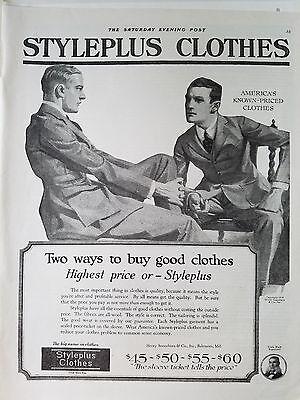 Styleplus Kleidung Original Mode Bekleidung Anzeige (1920 Herren Bekleidung)