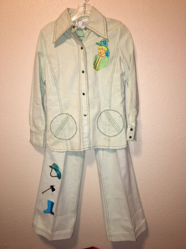 """Vintage """"ian"""" By Shayne Kids Casual Suit 7/8"""