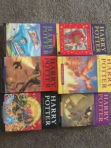 6 Harry Potter books $60 Ellenbrook Swan Area Preview