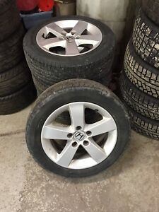 2006 Honda Civic rims/ tires