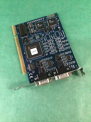 Sealevel 3089 Rev. G Ultra-sio Serial Interface Board Rs-422485