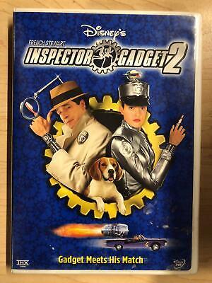 Inspector Gadget 2 (DVD, 2003, Disney) - G0308