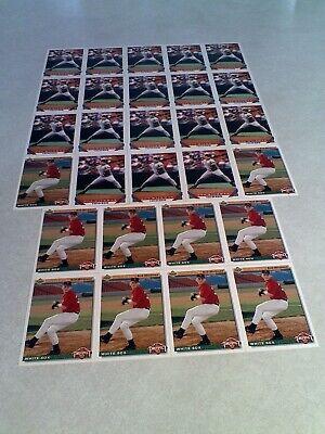 Bob Wickman Lot Of 135 Cards.....40 DIFFERENT / Baseball - $31.61