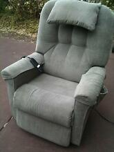 Electric Recline Chair Ridgehaven Tea Tree Gully Area Preview