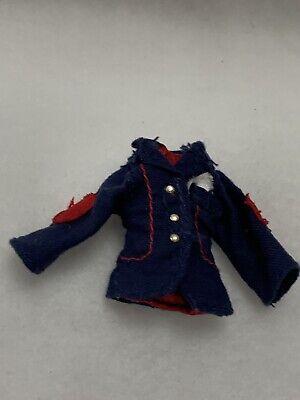 "Bratz Girlz Kidz Horseback Fun 7"" Sash Blue & Red Jacket Replacement"