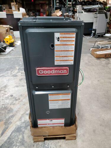 "Goodman 40k 96% 1-Stage Multi-Speed ECM 14"" Upflow Horizontal Gas Furnace GMES96"