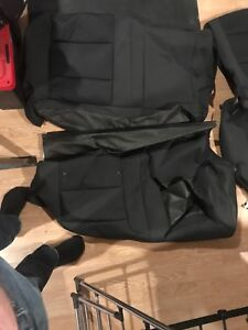 Factory cloth out of 2018 gmc crew cab