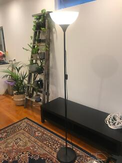 Standing Lamp with black base