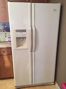 Frigidaire Gallery and Crown Series Fridge and Stove