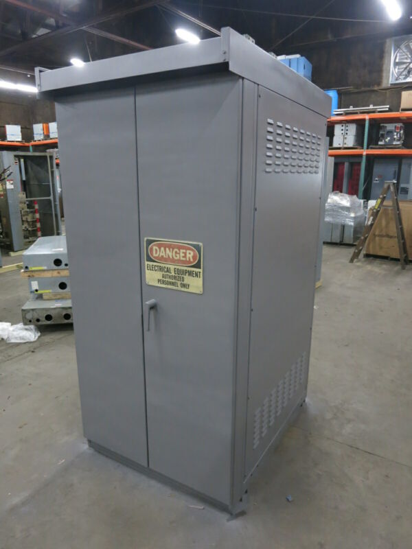 Pringle 3000 Amp Up To 600v 3w Disconnect Switch In 3r/rainproof Enclosure 3000a