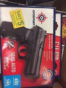 Crosman semi auto BB pistol