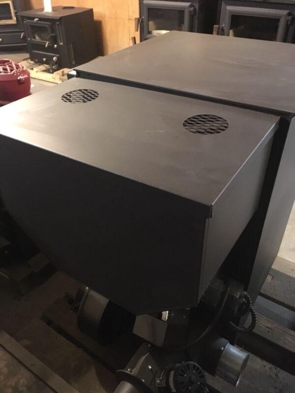 Keystoker 90/105 Coal Stove Hopper