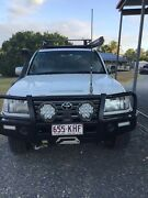 100 Series Toyota Landcruiser GXL Turbo Diesel Jimboomba Logan Area Preview