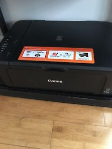 Printer Canon 3500 - comes with ink!