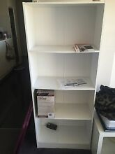 White bookcase FREE Double Bay Eastern Suburbs Preview