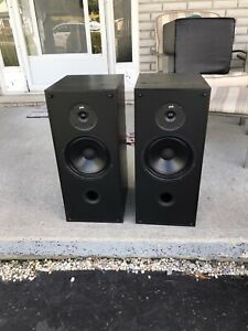 PSB 500's Speakers
